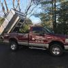Clelmente's F350 w/ 8' Aluminum EZ Dumper and Fabricated Side Extensions