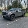 Doug's '18 F150 Leveled with Fox 2.0 Coilovers on Fuel Wheels and Nitto Ridge Grappler Tires